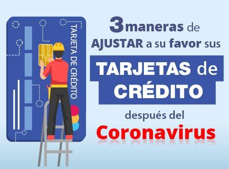 deuda de tarjetas de crédito coronavirus