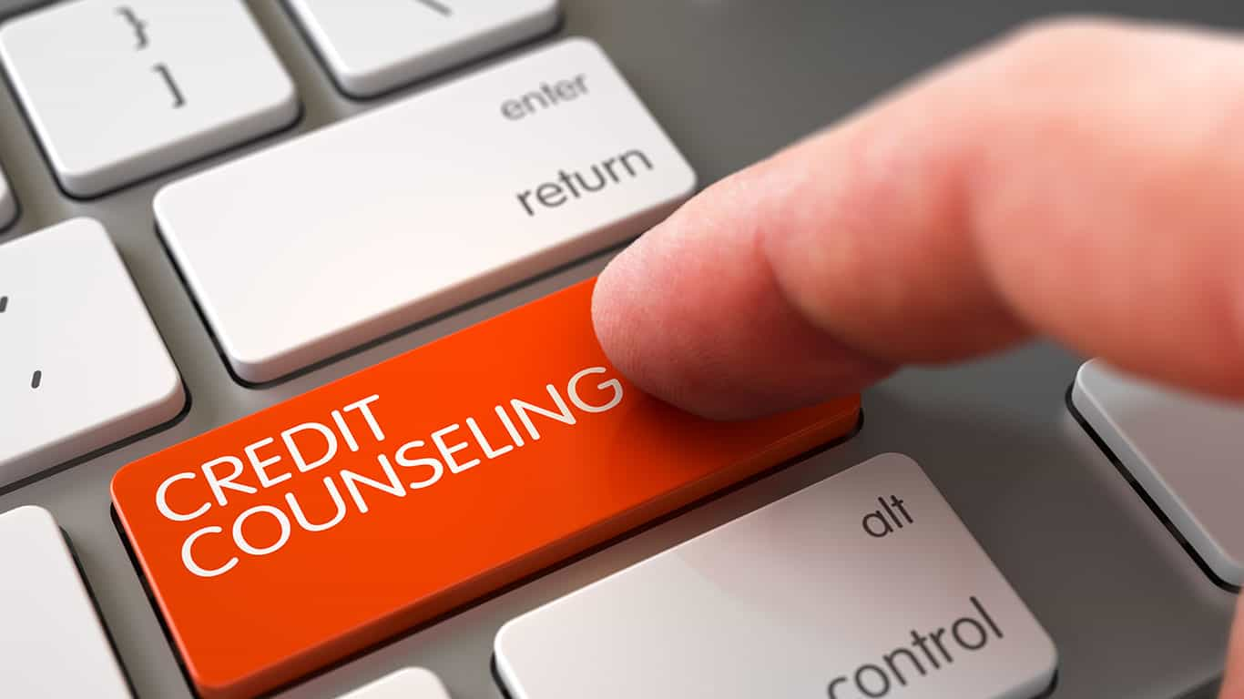 Complete credit counseling