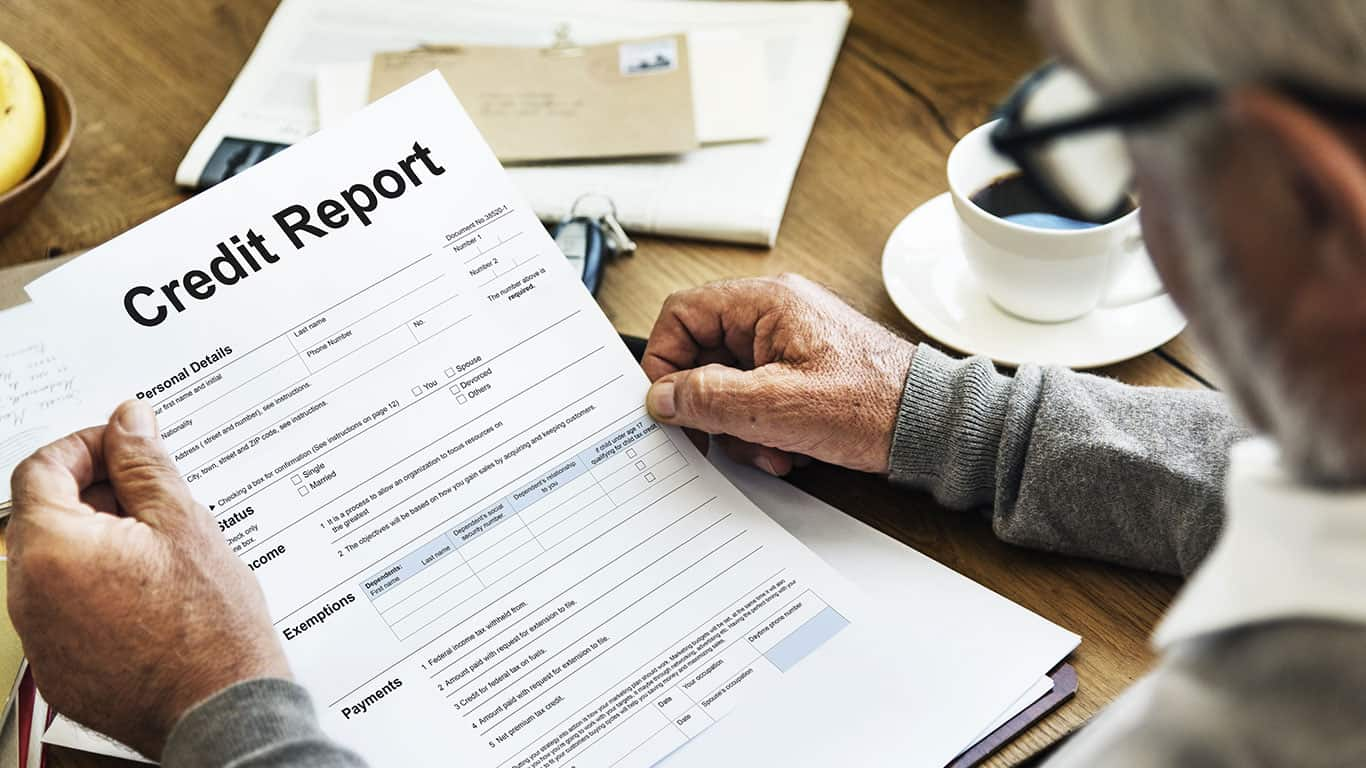 Monitor your credit report regularly