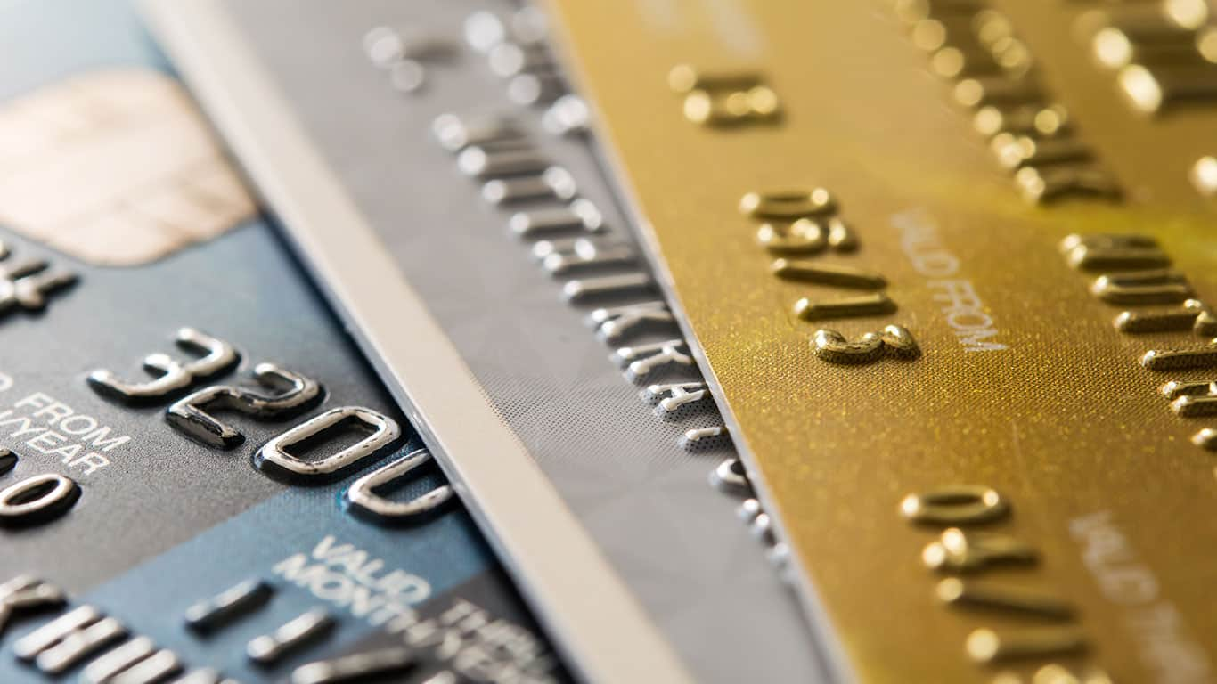 You incur additional credit card debt every month
