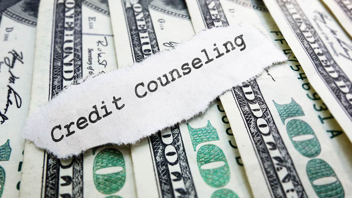 You must seek credit counseling before filing