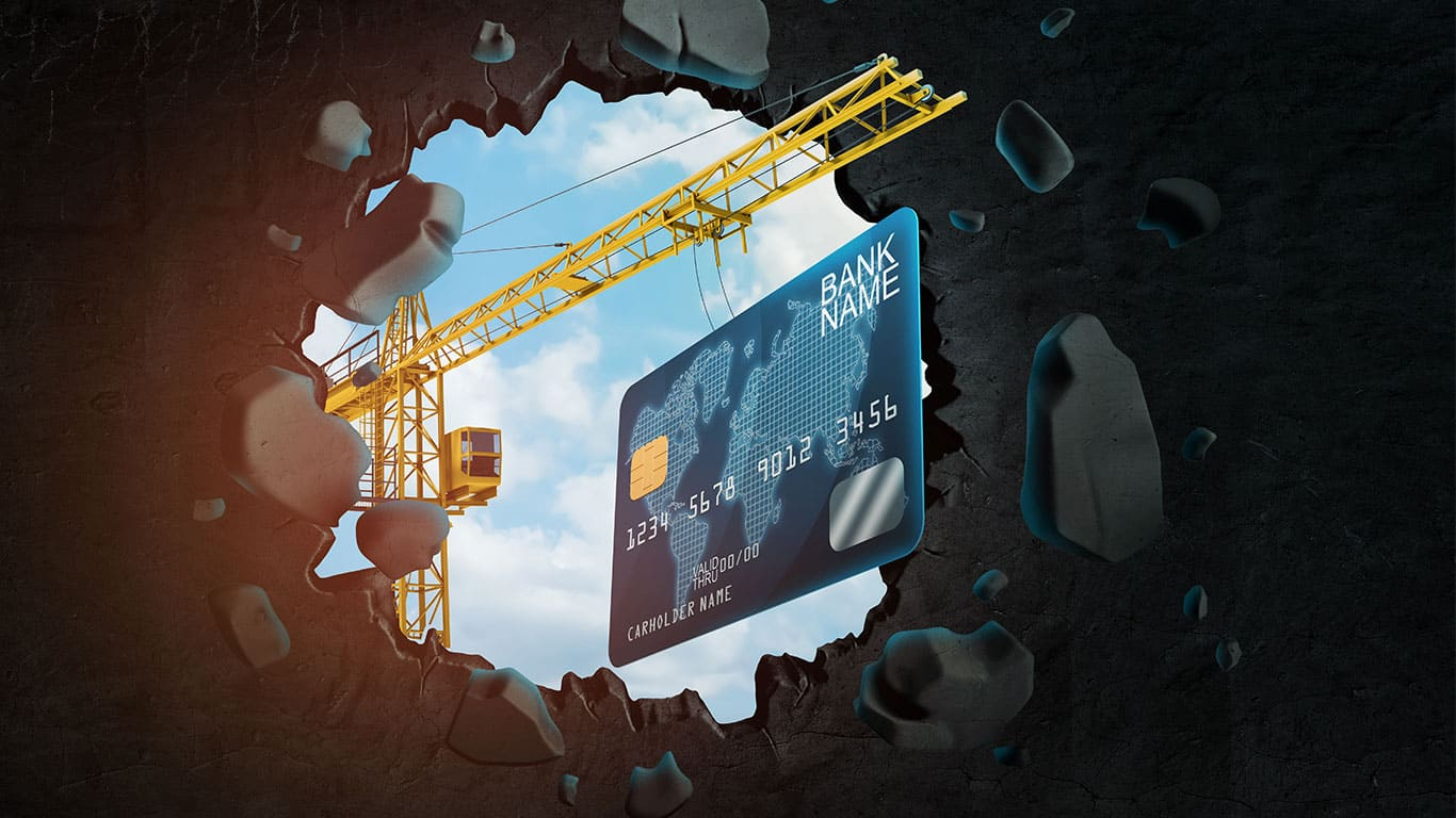 6 Ways to Build Credit When You Have No Credit History