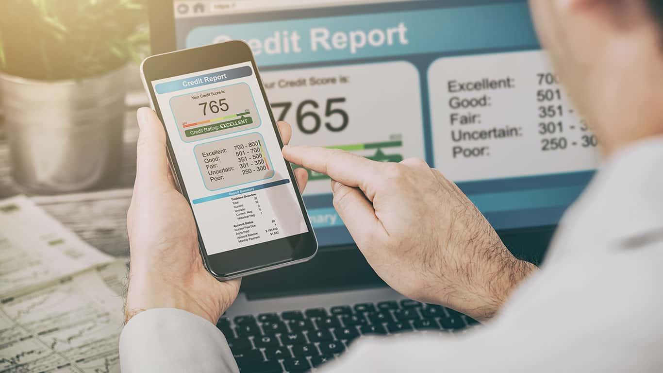 A cash advance could hurt your credit score
