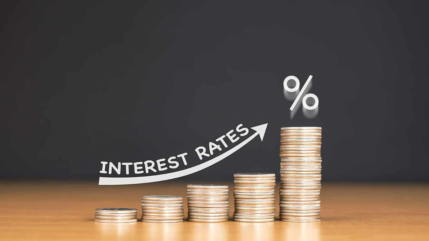 Brace yourself for a higher interest rate