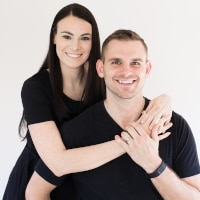 Kelan and Brittany Kline of The Savvy Couple