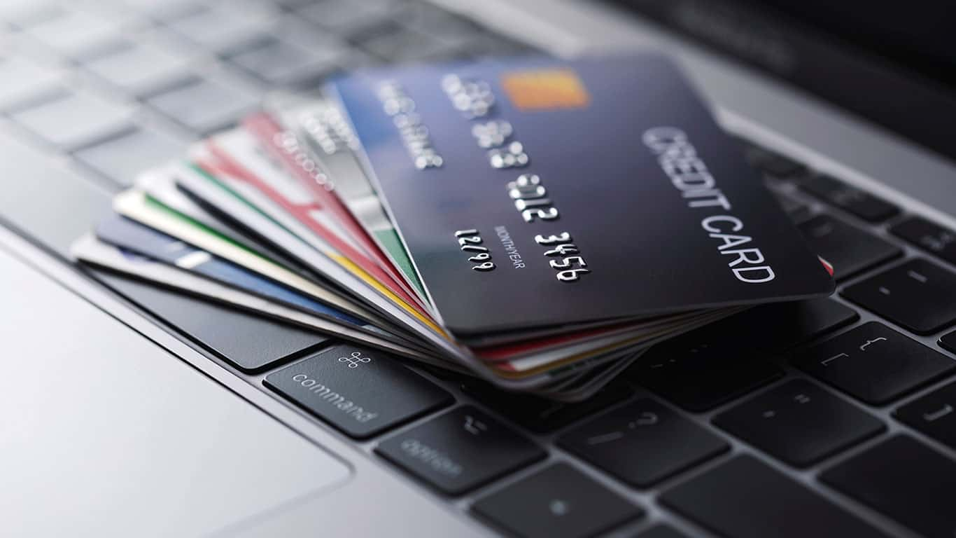You're using credit cards to pay for emergencies
