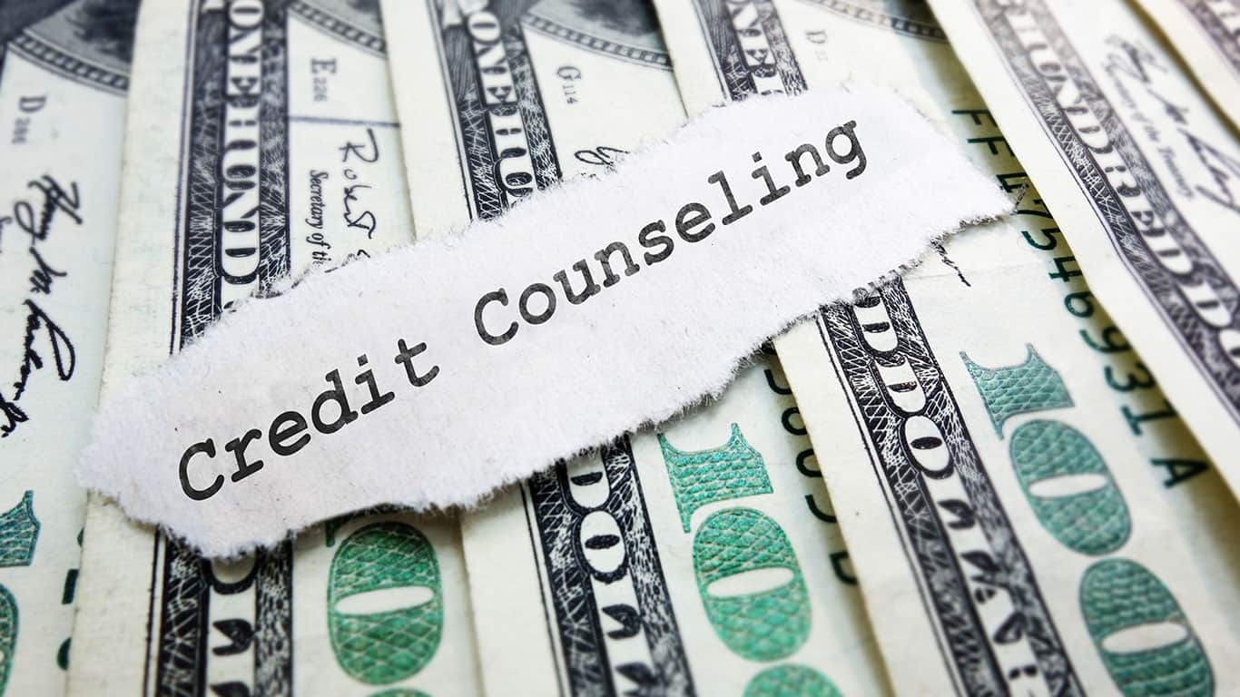 You've received credit counseling