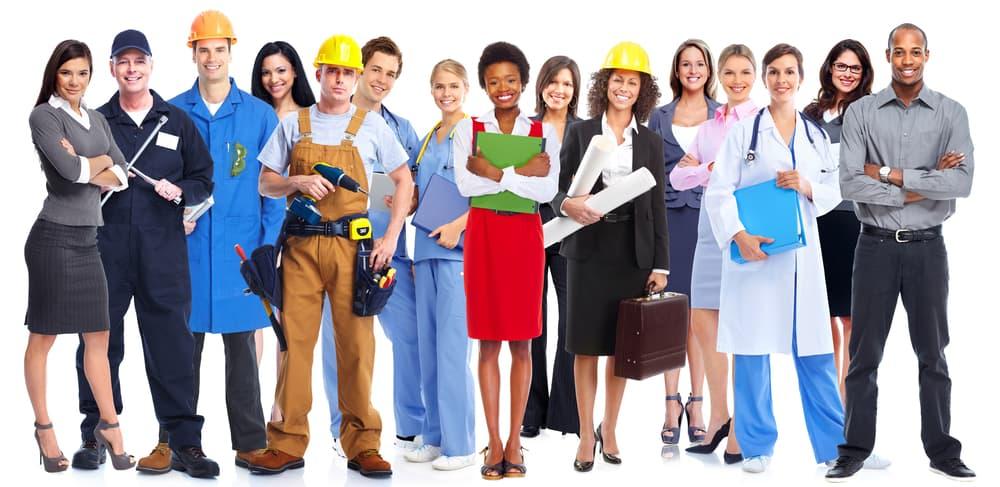 Fuerza laboral hispana en EEUU