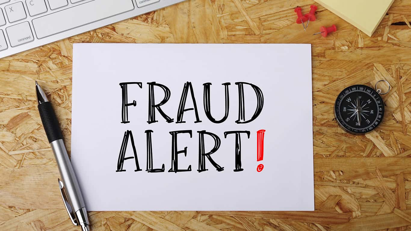 "A fraud alert won't ""freeze"" your credit"