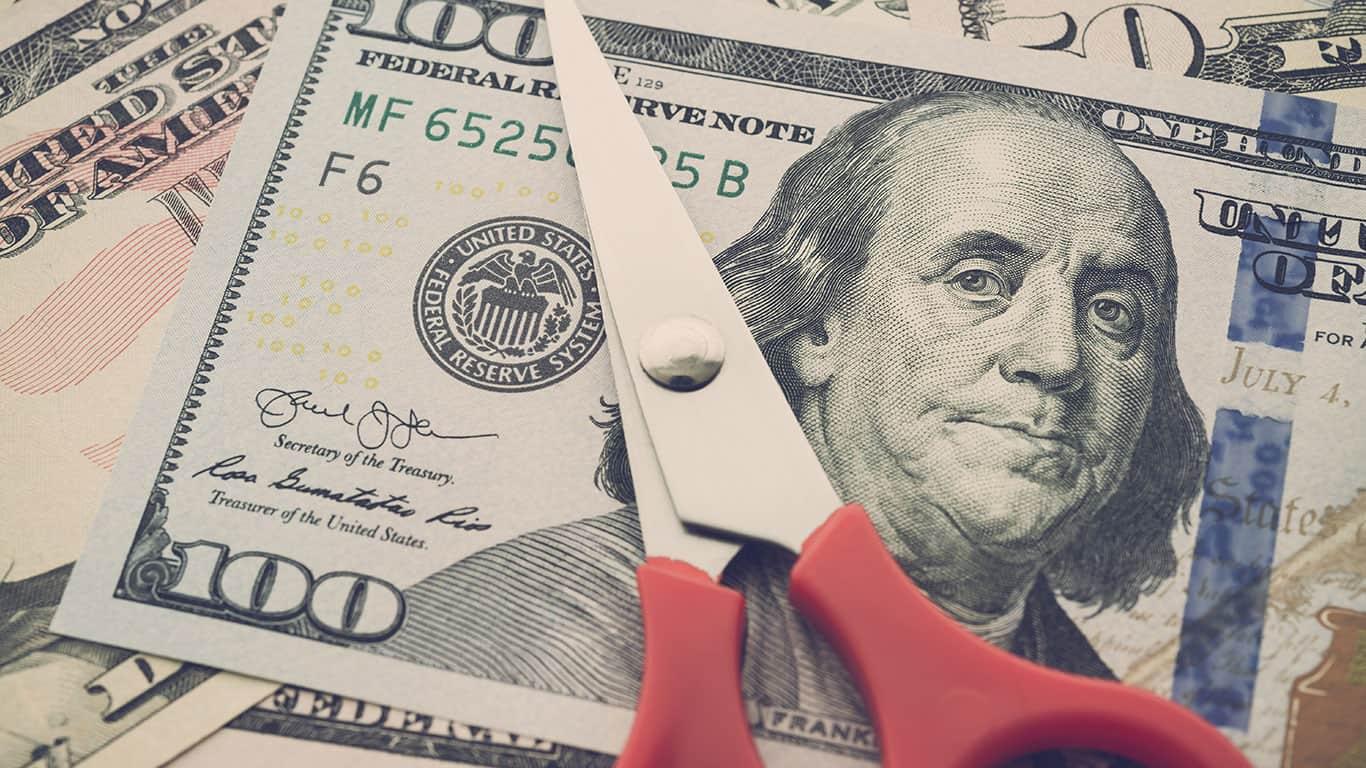 Cut recurring expenses
