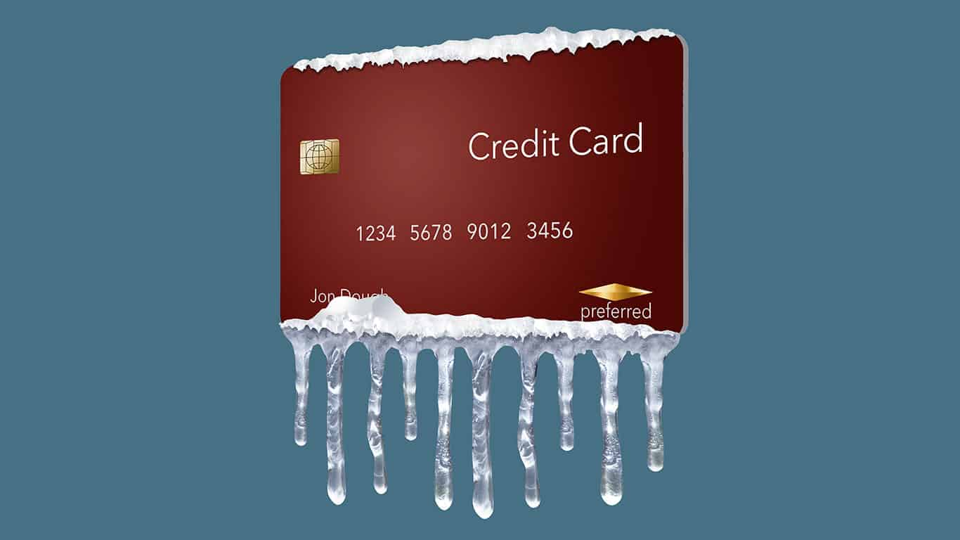Freezing your credit is free