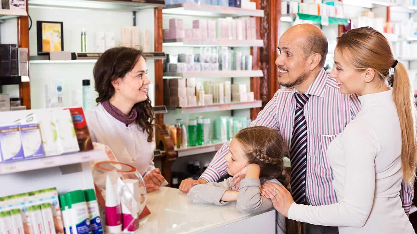 Give smaller pharmacies a shot