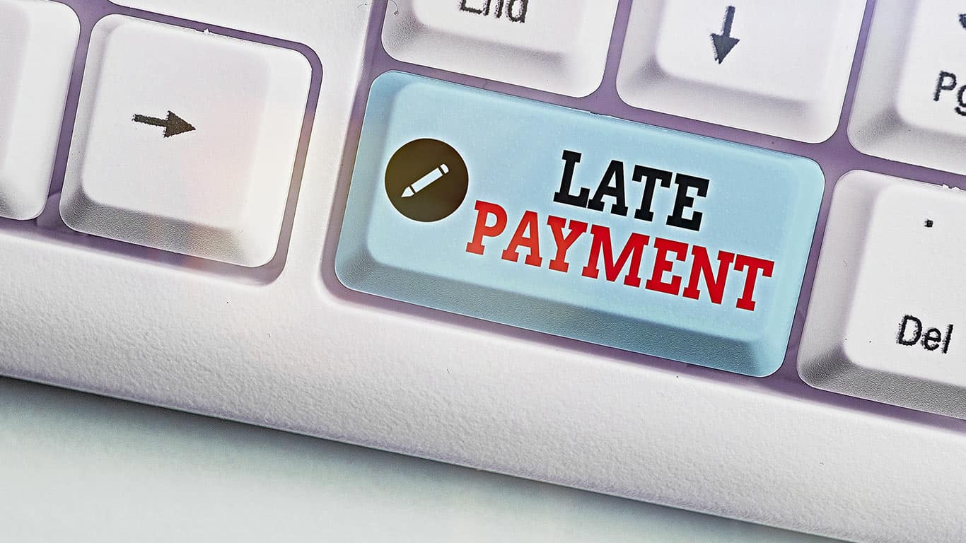 Late payment fees