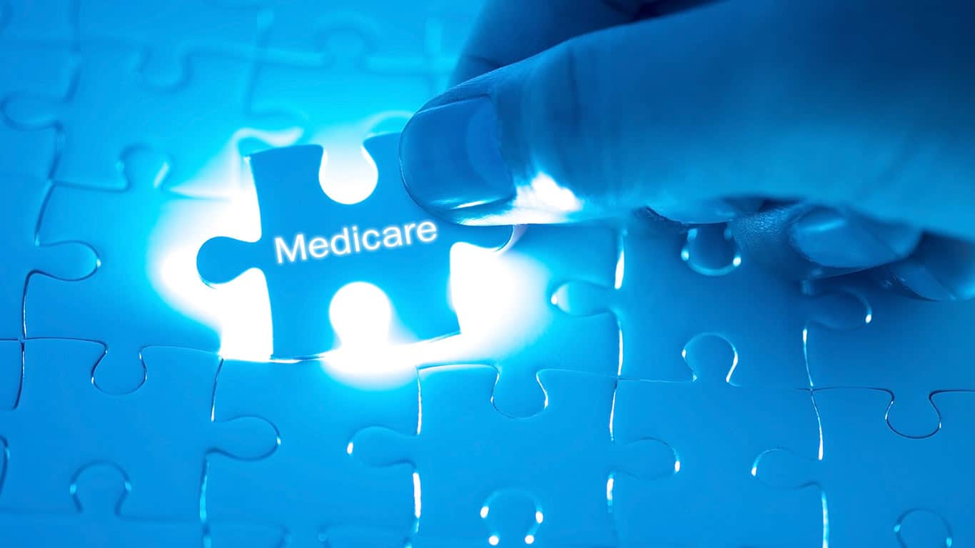 Medicare has a total of four parts