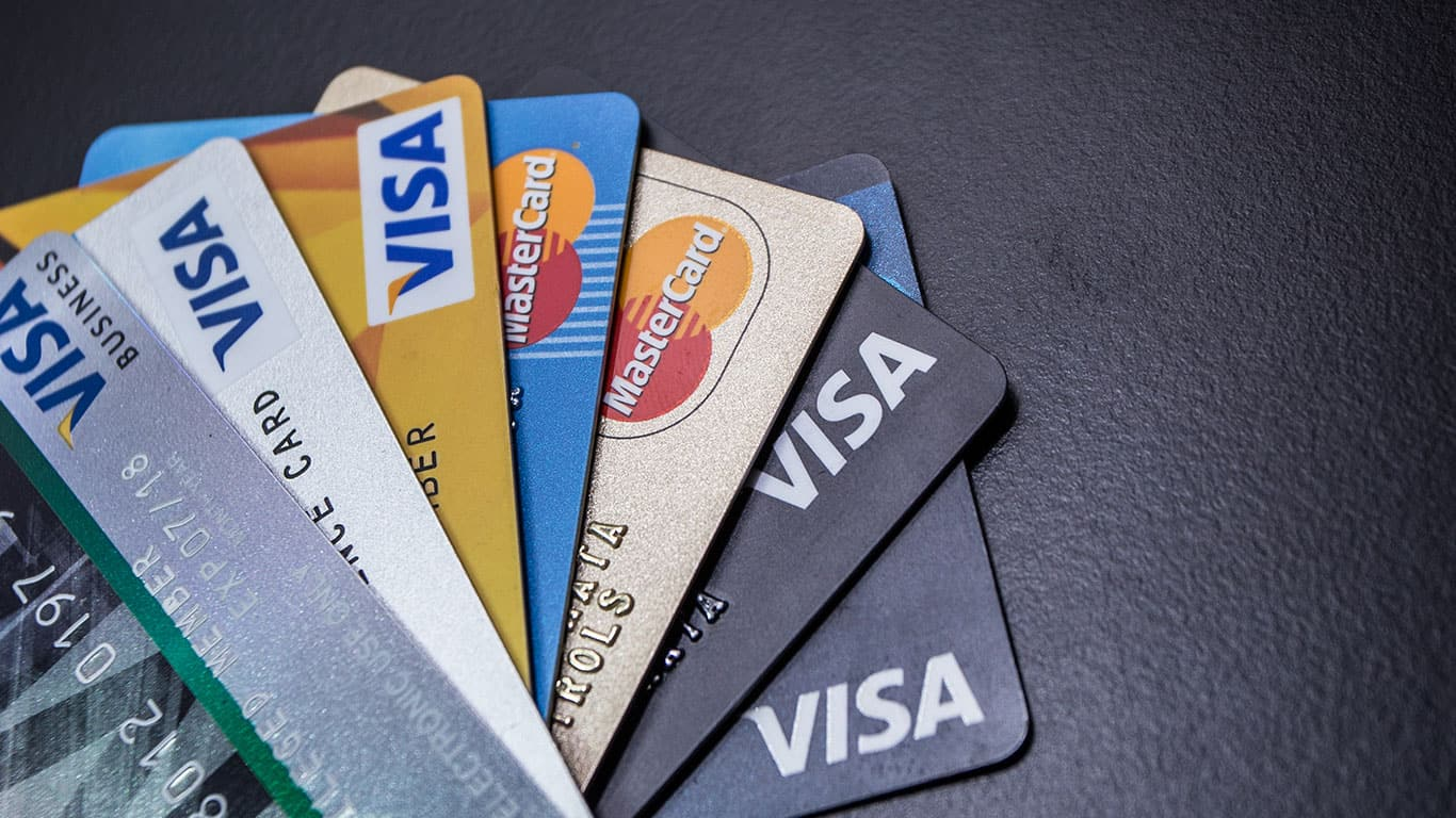 You recently got a credit card with the same issuer