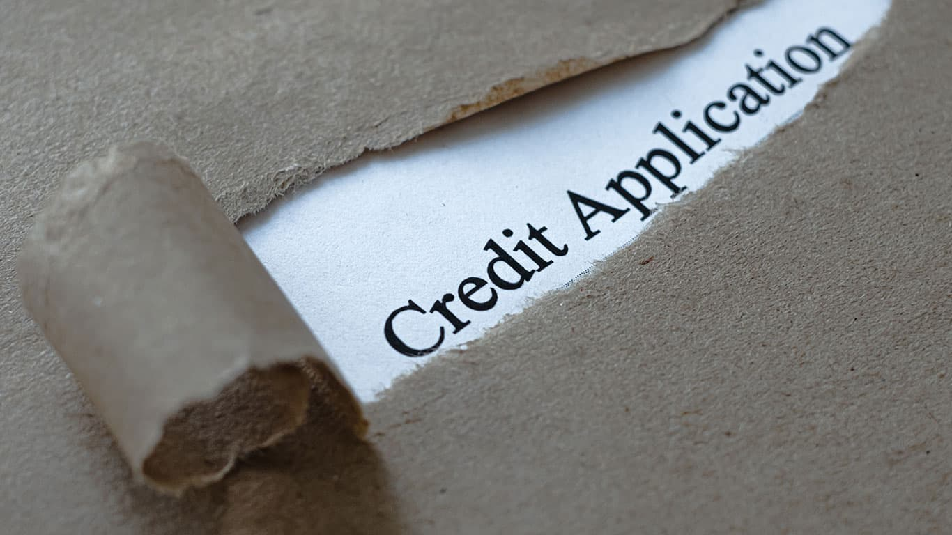 Apply for credit that's within your reach