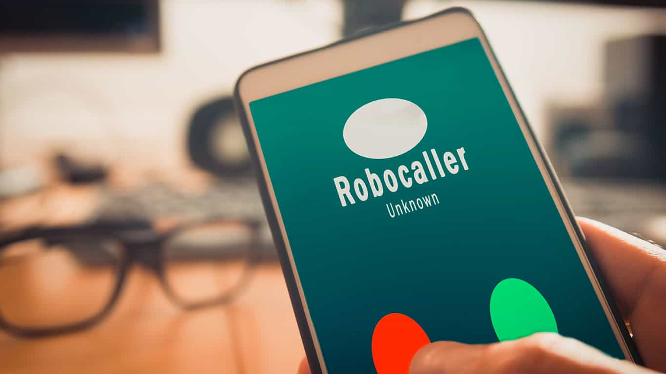 Keep away from robocallers