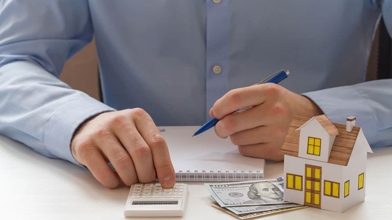 Smaller mortgage payments