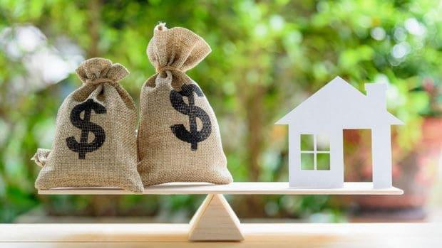Take a home equity loan