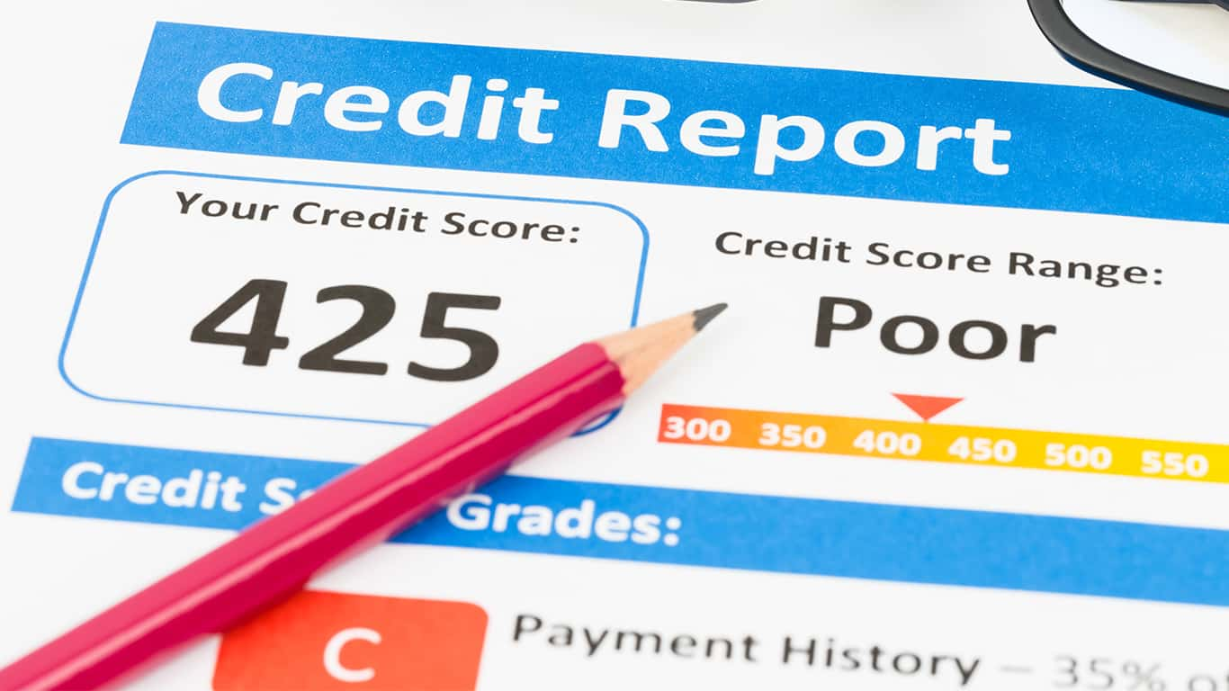 Time Heals These 4 Credit Score Wounds