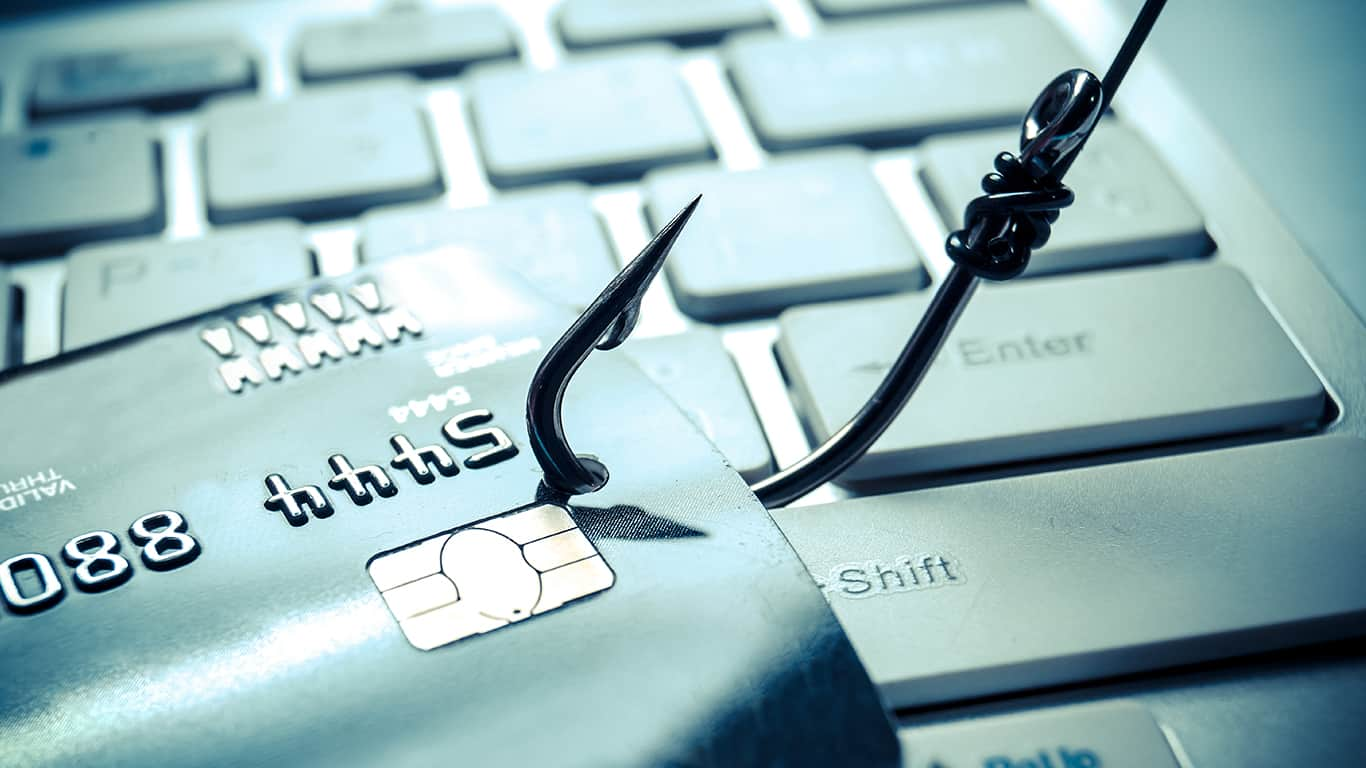 Beware of phishing emails and texts