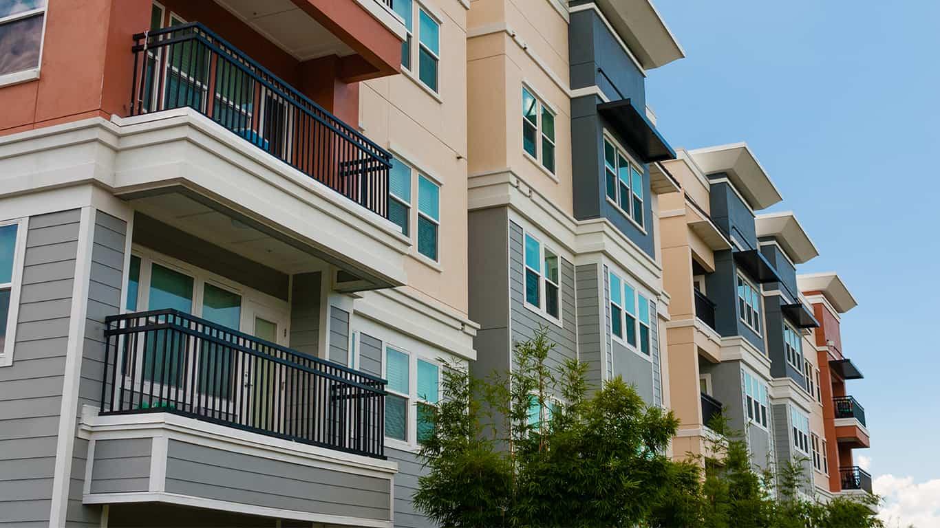 Senior apartment complexes