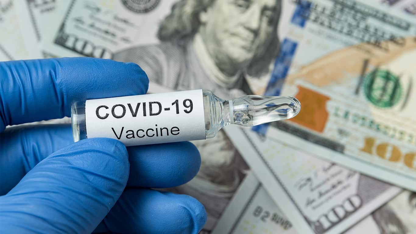 Marketers selling vaccines