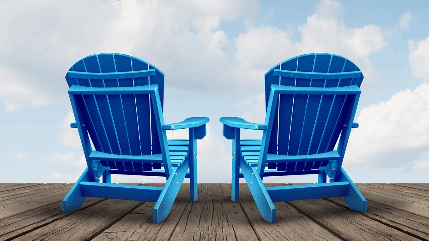 Setting own retirement travel plans aside