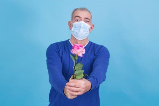 san valentin pandemia