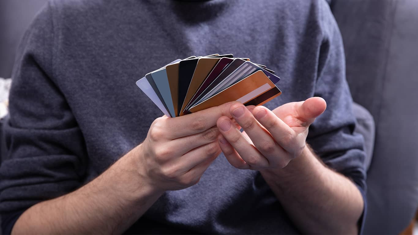 Applying for multiple credit cards