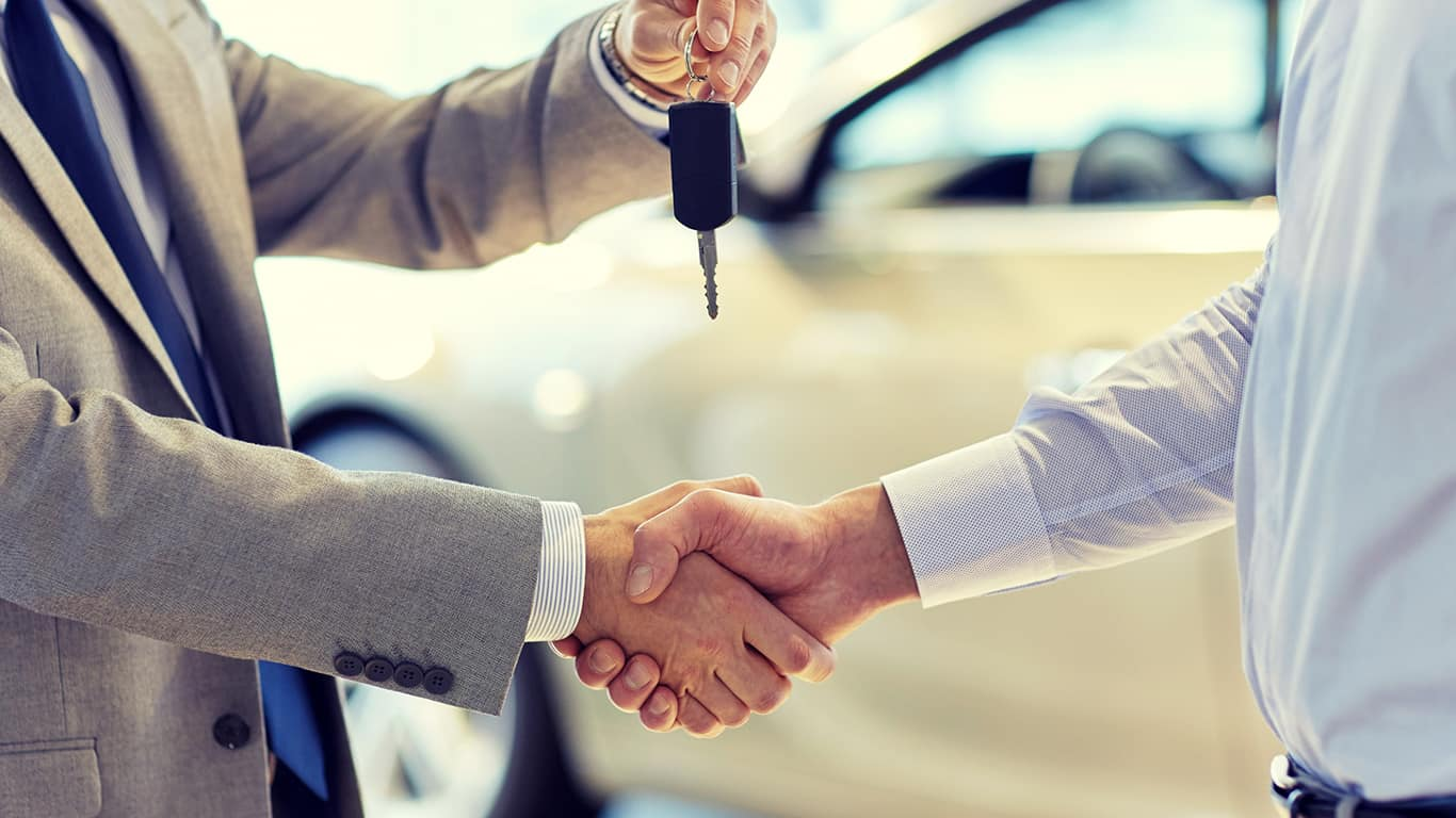 New or Used cars