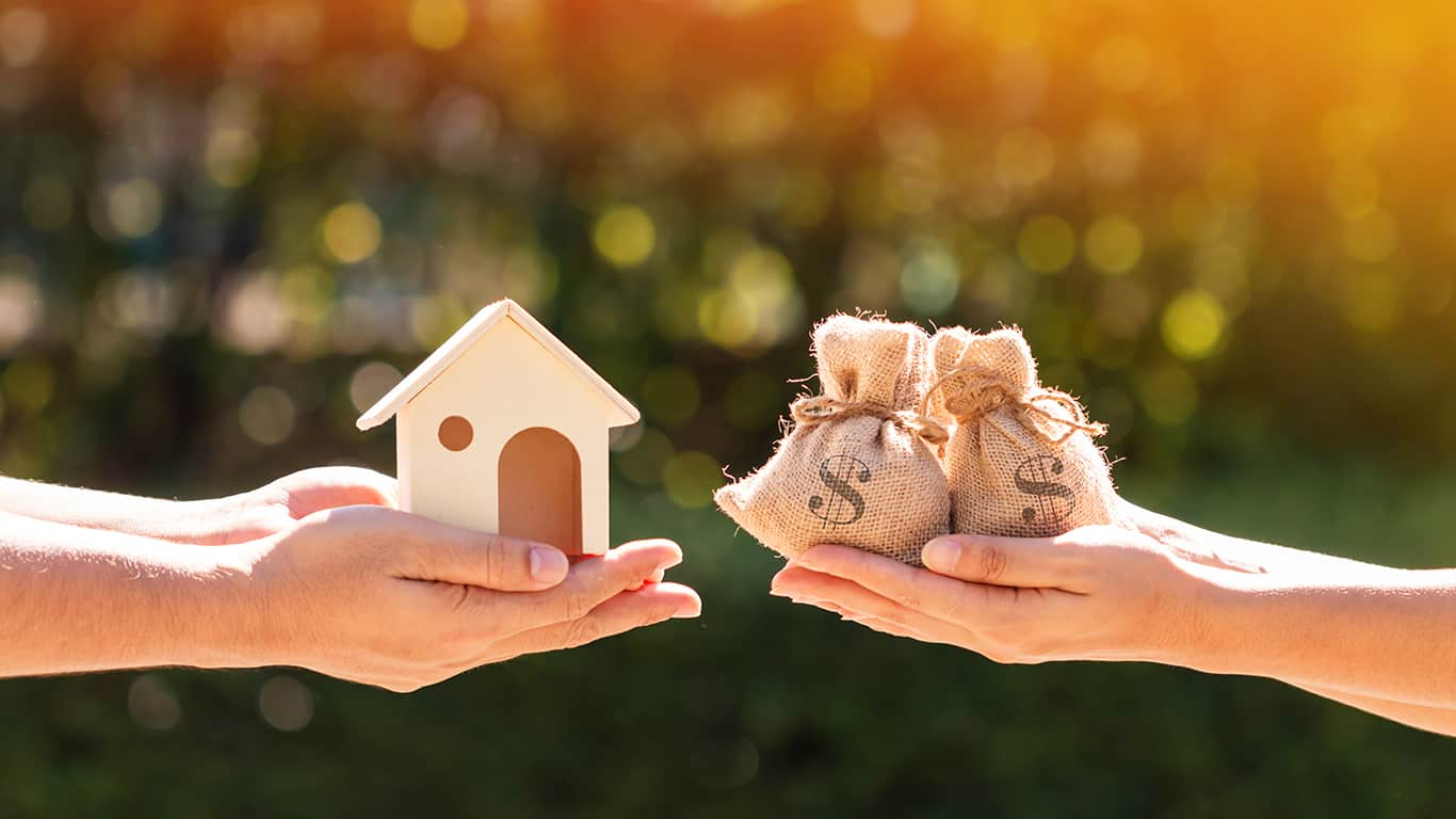 Too much of your income goes to housing