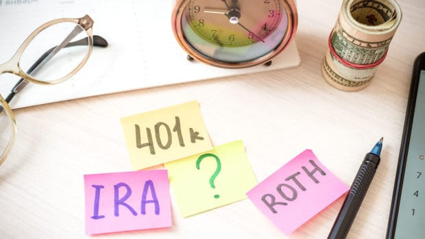 Difference Between a Traditional and Roth 401