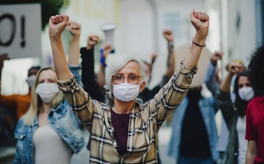 mujeres pandemia