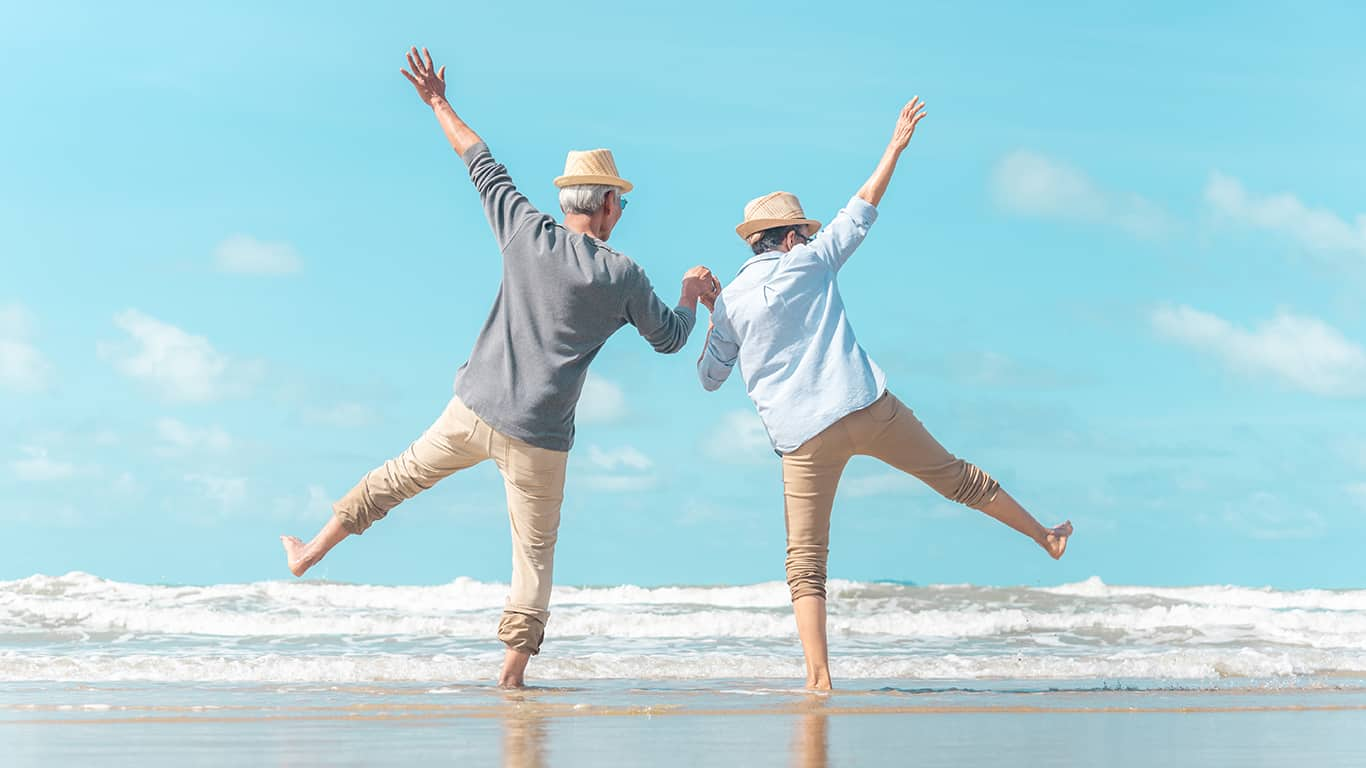 5 Financial Benefits of Being Married in Retirement