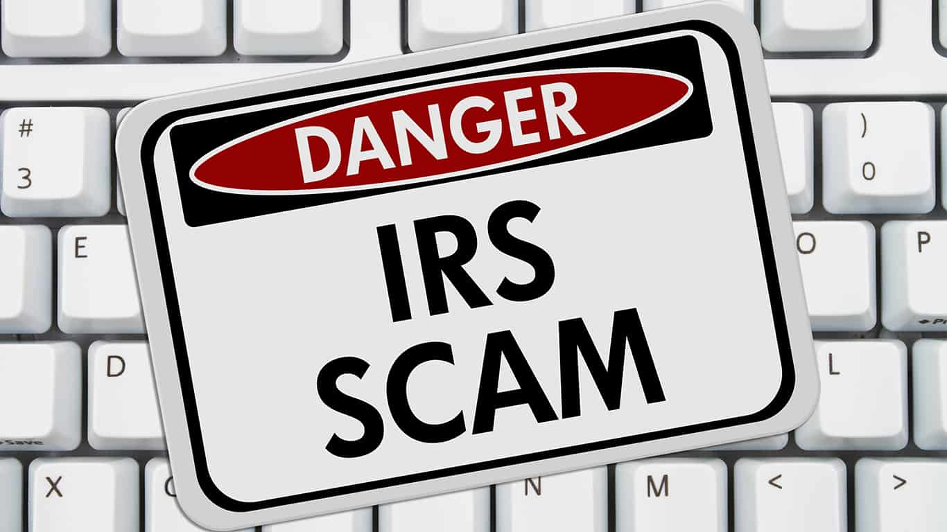 Watch Out for These 6 IRS Tax Scams