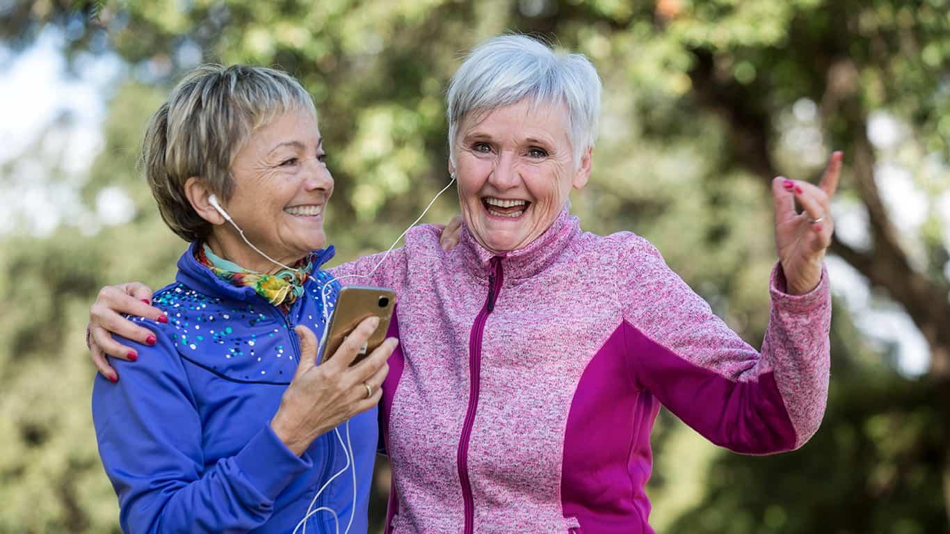 Women live longer on average than men