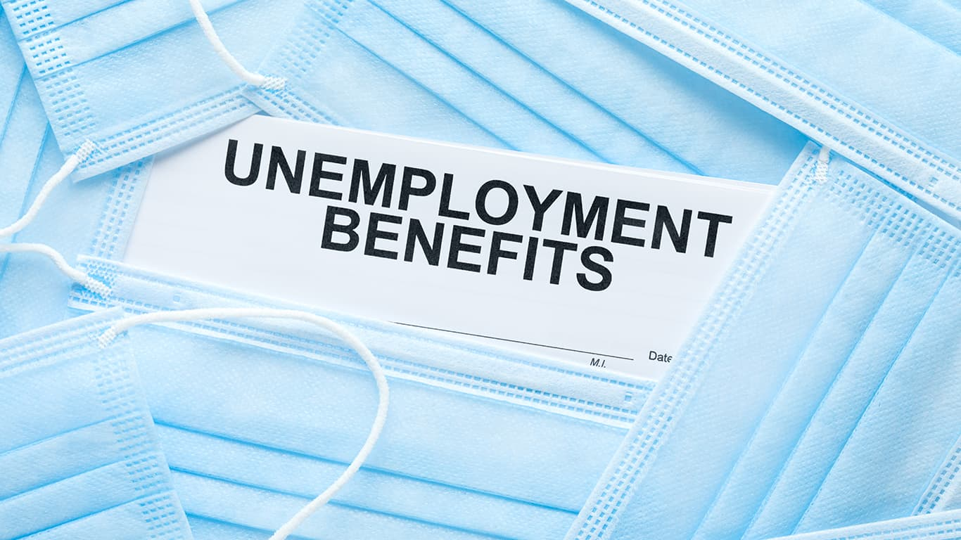 You must pay taxes on unemployment benefits