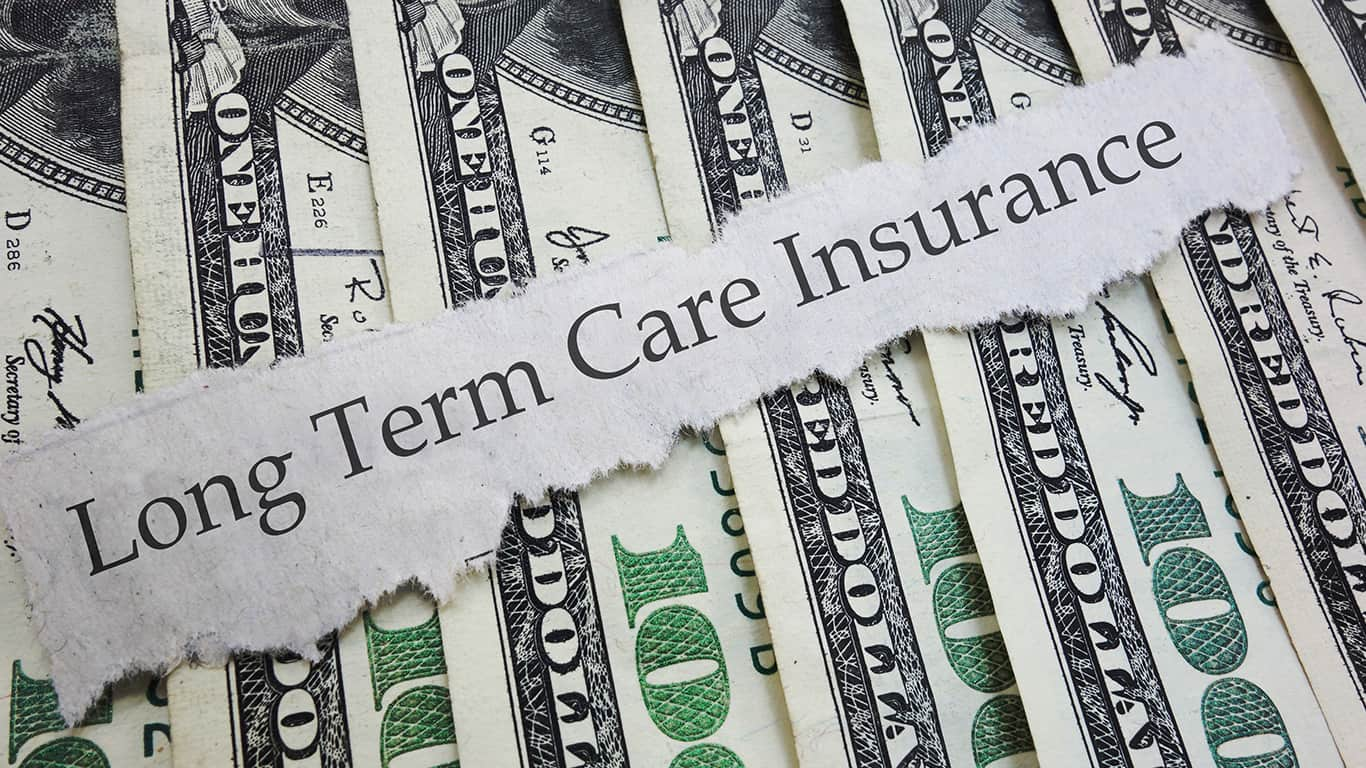 Long-term care insurance can be pricey