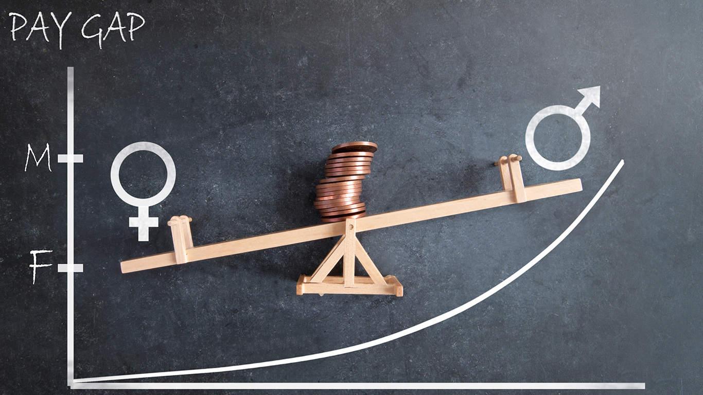 Women's career earnings limit retirement plan savings