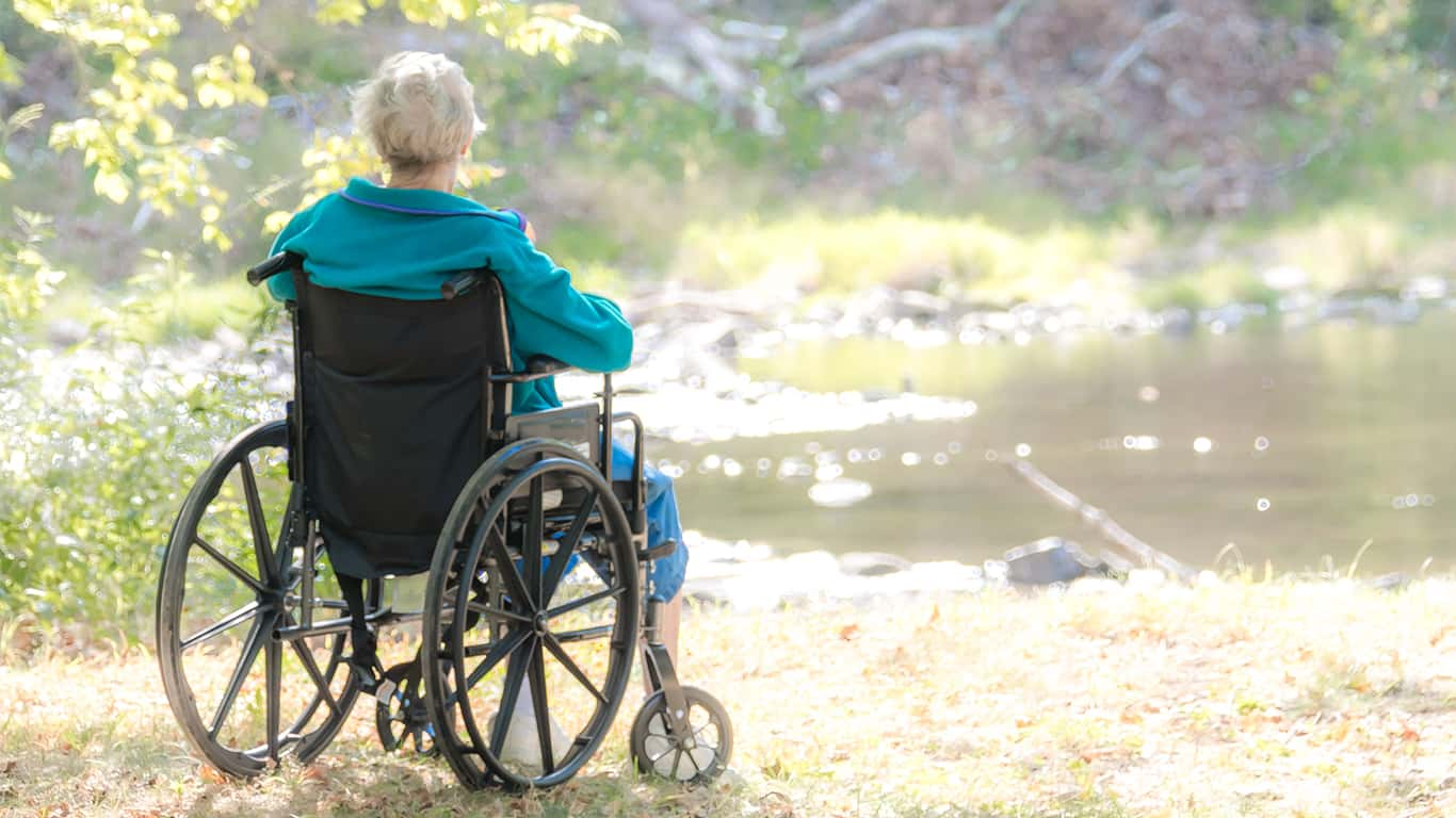 Stay put with long-term care costs in mind