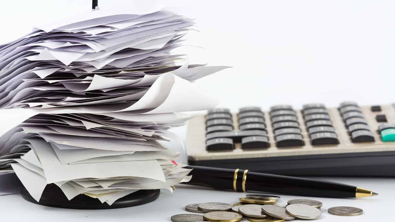 Which records and receipts will you need?