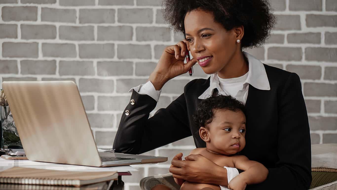Caregiving widens the gender wealth gap