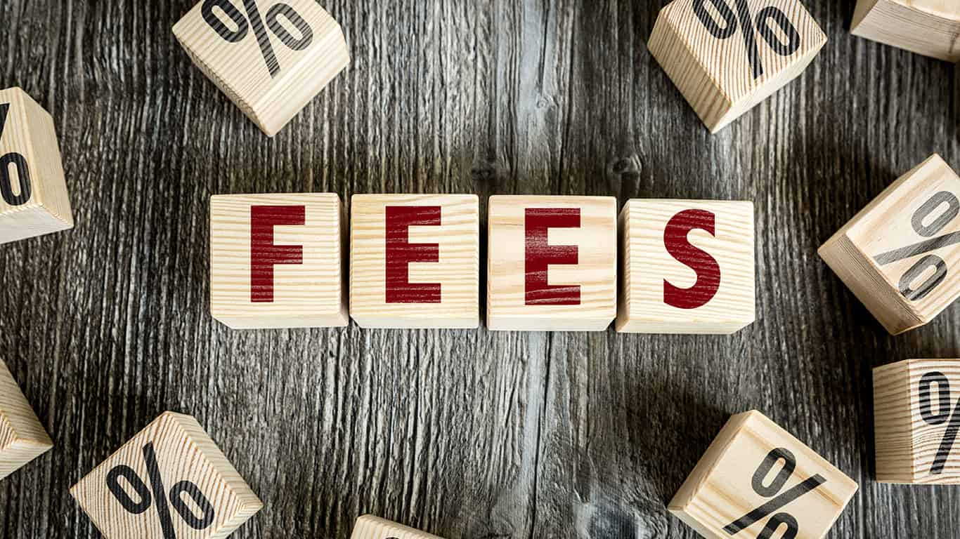 Con: You still risk incurring fees