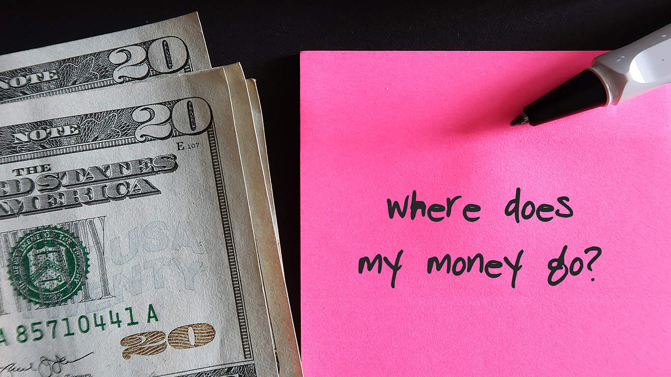 You can create better personal finance habits