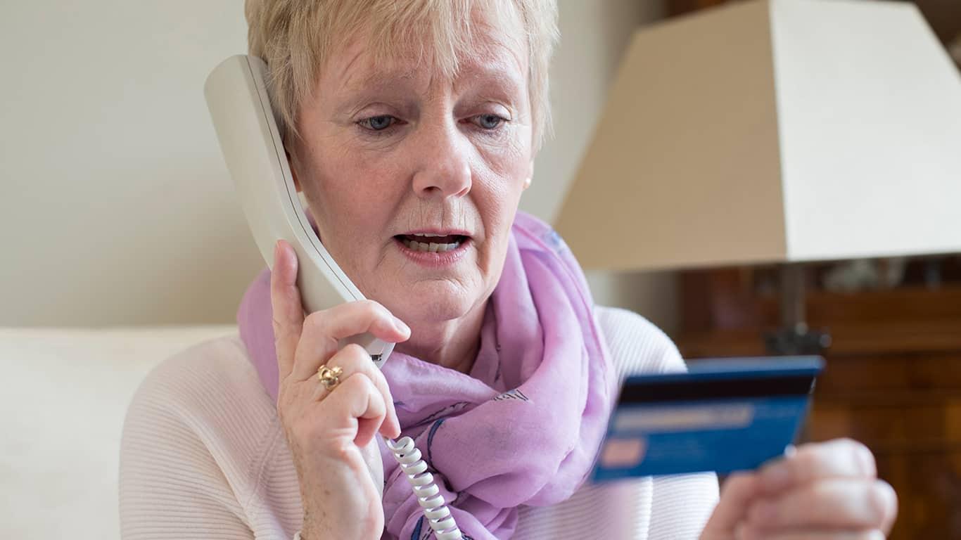 Emergency phone scams