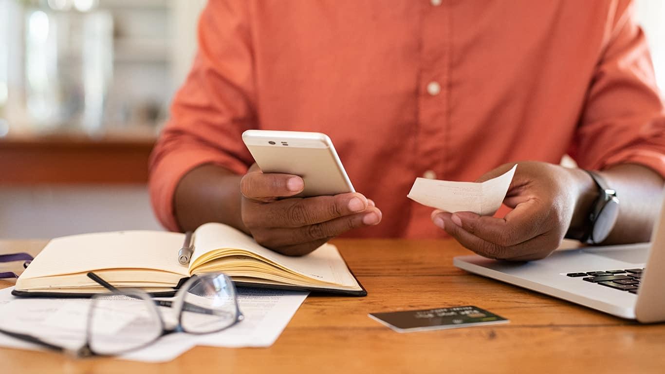 Use a budgeting app