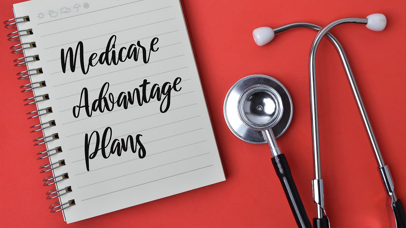 Medigap is different from a Medicare Advantage Plan