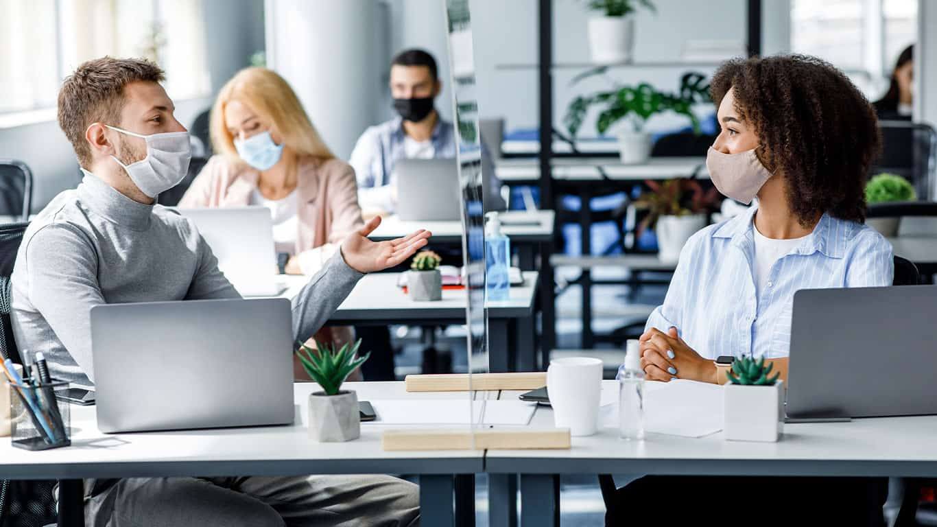 Working after the Pandemic: Polls Show Employees Want to go Back to the Office – But They Want the Office to Change