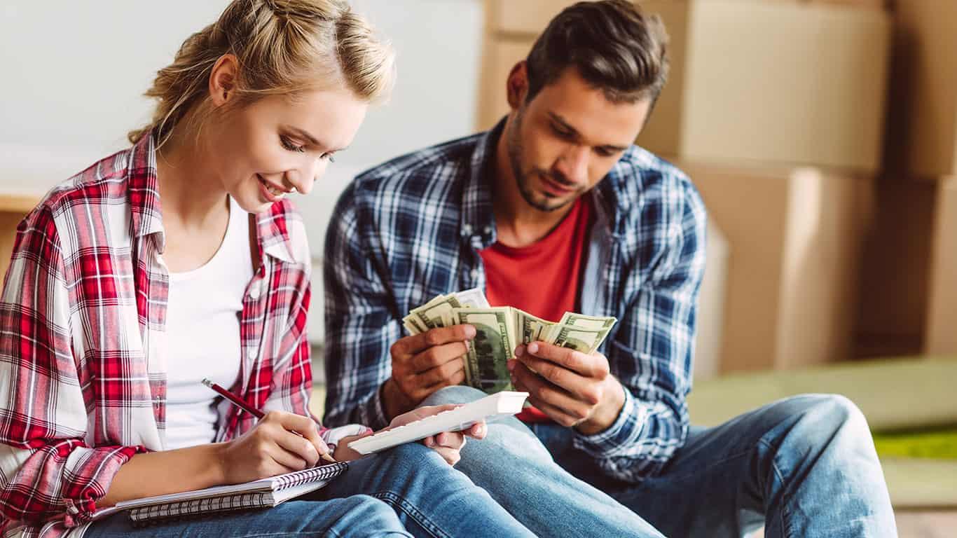 Find ways to raise extra cash
